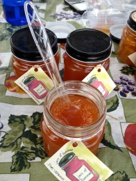 Grapefruit Smoked Salt Jam