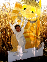 Where the Wild Things Are Maze